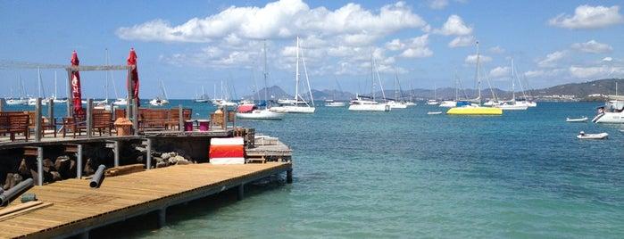 La Dunette is one of Martinique.