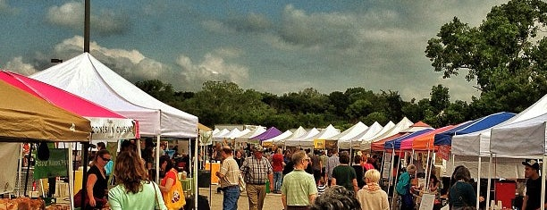 Barton Creek Farmer's Market is one of Austin.