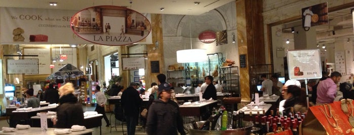 Eataly Flatiron is one of MY NEW YORK //.