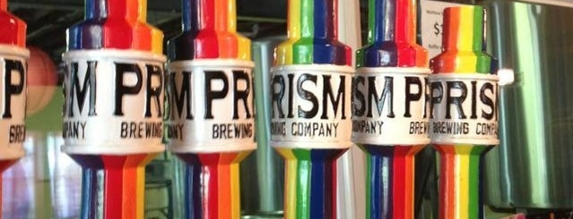 Prism Brewing Company is one of Breweries or Bust 2.
