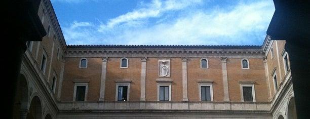 Palazzo della Cancelleria is one of ROME - ITALY.