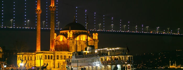 Feriye Palace is one of Istanbul.