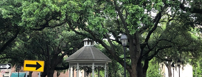 Whitefield Square is one of Outdoors in Savannah.
