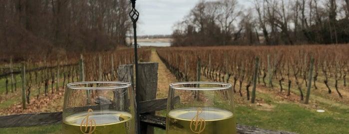 Harmony Vineyards is one of สถานที่ที่บันทึกไว้ของ Steph.