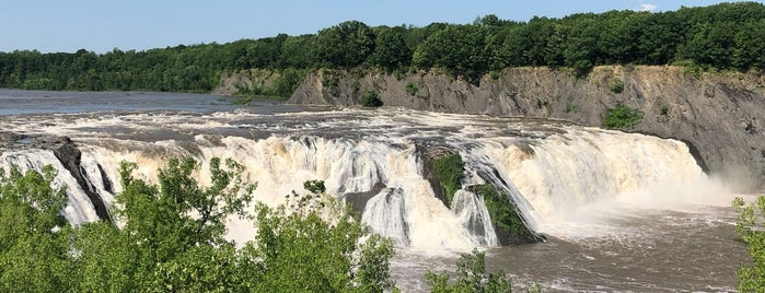 Cohoes Falls is one of Nicholasさんのお気に入りスポット.