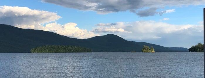 Rogers Memorial Park is one of Lake George 2K19.