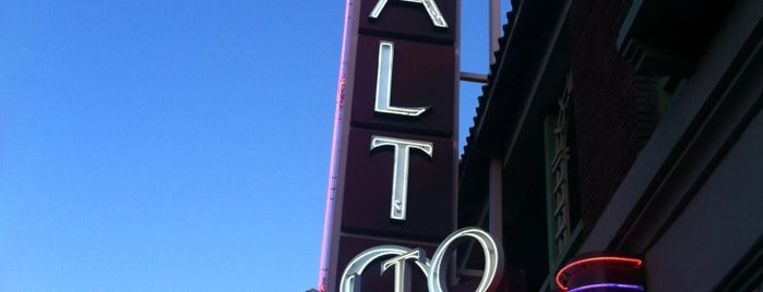 The Rialto Theatre is one of ENTERTAINMENT.