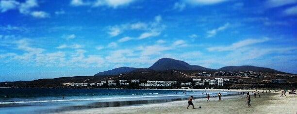Playa Socos is one of Lugares favoritos de José Manuel.