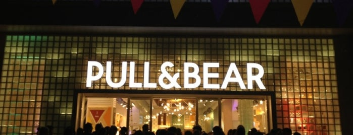 Pull&Bear is one of Dani : понравившиеся места.