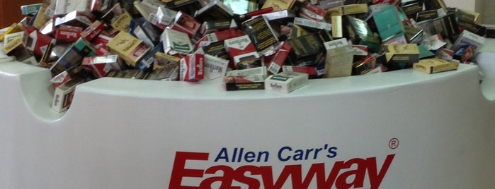 Allen Carr's Easy Way is one of Dabidson'un Kaydettiği Mekanlar.