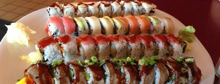 Tokyo Japanese Restaurant is one of Gespeicherte Orte von Gabriella.
