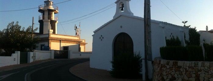 Far de Ciutadella is one of Menorca.