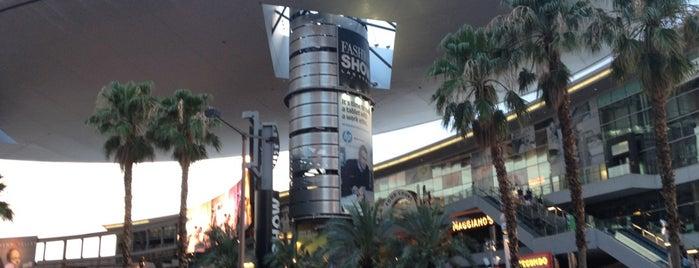 Fashion Show Mall is one of Las Vegas, NV.