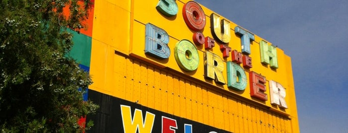 South of the Border is one of app check!.
