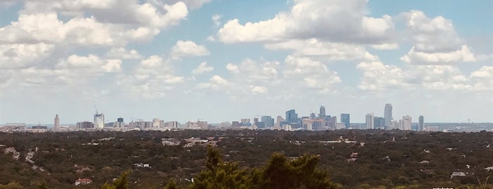 Mount Bonnell is one of Austin 2018.