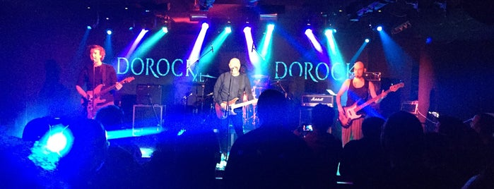 Dorock XL is one of Locais curtidos por Mali.