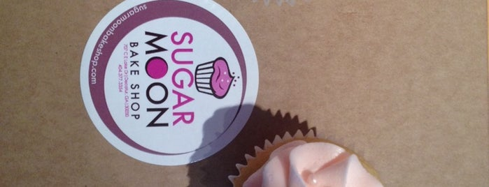 Sugar Moon Bake Shop is one of Atlanta.