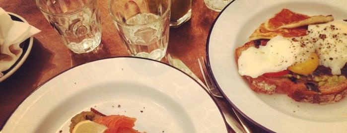 Antipode is one of Breakfast/Brunch in London.