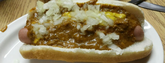 Duly's Place is one of Coney Island Hot Dog Joints.