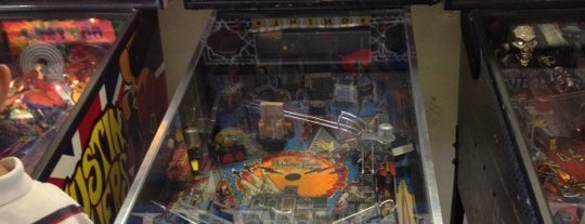 Playland Arcade is one of Pinball Destinations.