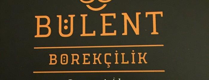 Bülent Börekçilik is one of สถานที่ที่ Onur Emre🔱 ถูกใจ.