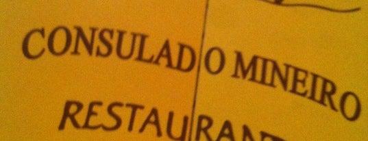 Consulado Mineiro is one of Comes.