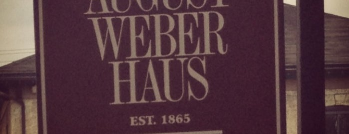 August Weber Haus is one of Milwaukee Organic and Local.