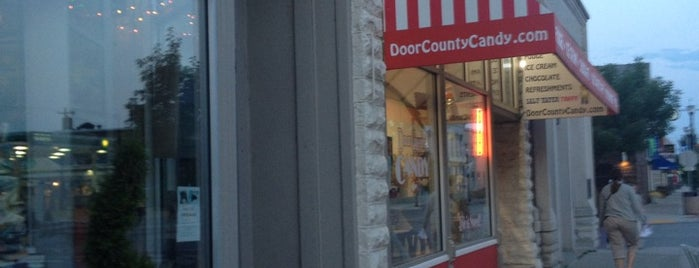 Door County Candy is one of Green Bay Area.