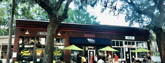 Bull Street Taco is one of Aaron : понравившиеся места.