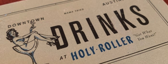 Holy Roller is one of The Dog's Bollocks' Austin Hit List.