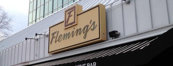 Fleming's Prime Steakhouse & Wine Bar is one of Philadelphia City Guide.