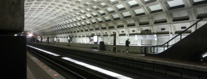 Judiciary Square Metro Station is one of DC Metro Insider Tips.