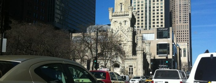 Chicago Water Tower is one of Parents in Town!.