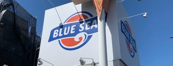 Blue Seal Ice Cream is one of สถานที่ที่ papecco2017 ถูกใจ.