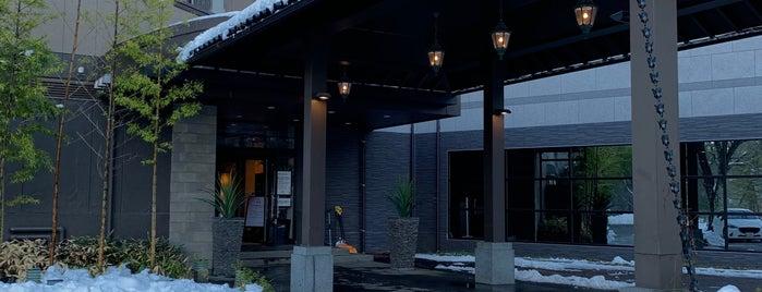 桜庵 河口湖ホテル is one of Orte, die Iori gefallen.