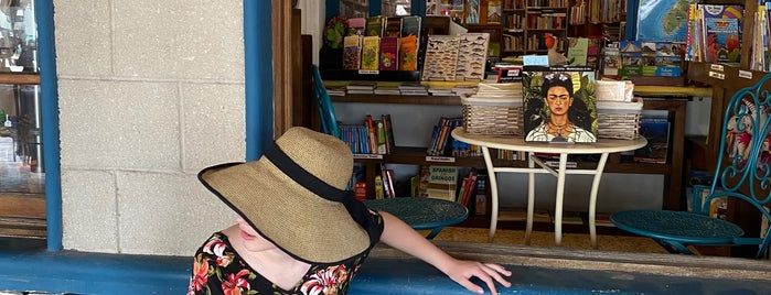 Alma Libre Bookstore is one of Puerto Morelos.