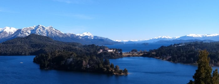 Punto Panorámico is one of Bariloche.