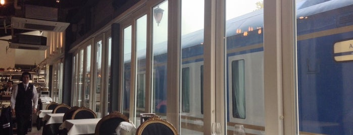A ta gueule ORIENT-EXPRESS is one of QKさんの保存済みスポット.
