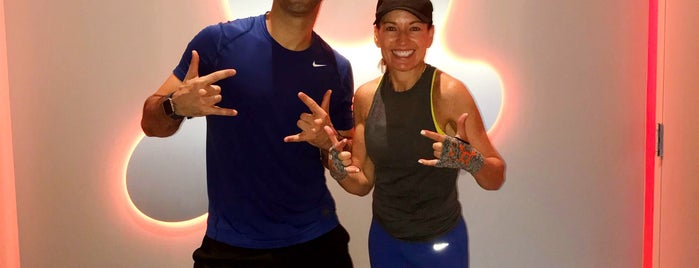 Orangetheory Fitness is one of Tammy's Liked Places.