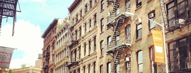 Steven Alan Annex - Tribeca is one of New York City Racked 38.