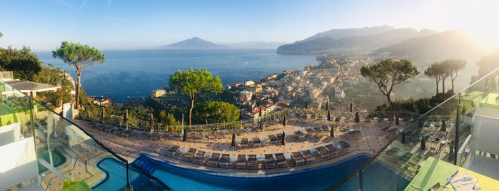 Grand Hotel President Sorrento is one of Sorrento.