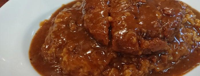 Hinoya Curry is one of まあまあスポット.