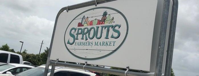 Sprouts Farmers Market is one of Orte, die Gil gefallen.