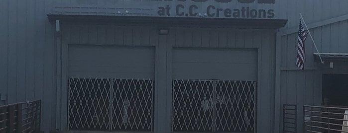 CC Creations is one of Lugares favoritos de Mel.