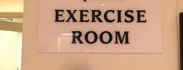 Fitness Center @ Marriott Bayview is one of Patrickさんのお気に入りスポット.