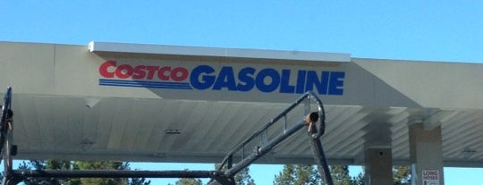 Costco Gasoline is one of My places.