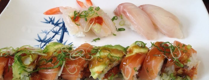 Sushi Infinity is one of Best South Bay Restaurants.