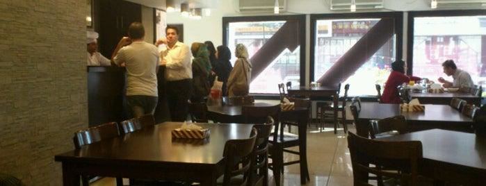 Eskan Restaurant is one of Lieux sauvegardés par Hamed.