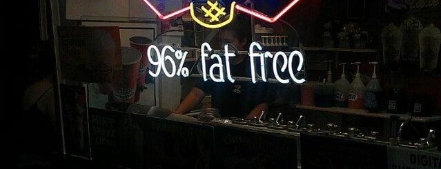 Tastee Freez is one of Favorites!. :).