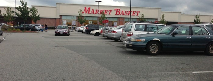 Market Basket is one of Erica 님이 좋아한 장소.